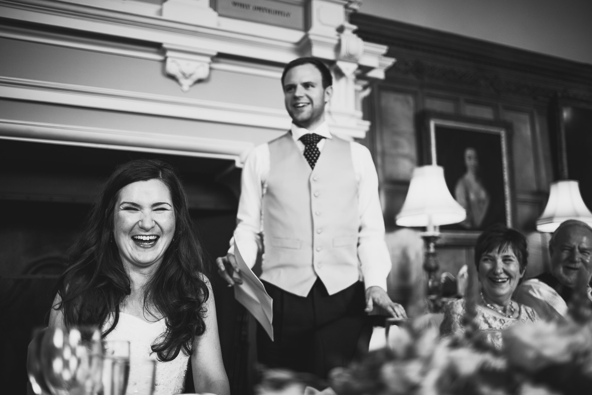 Arley Hall Wedding Photography - ARJ Photography