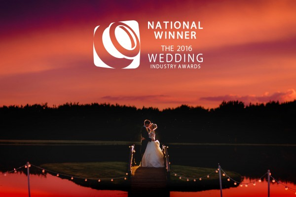 UK Wedding Photographer of the Year!