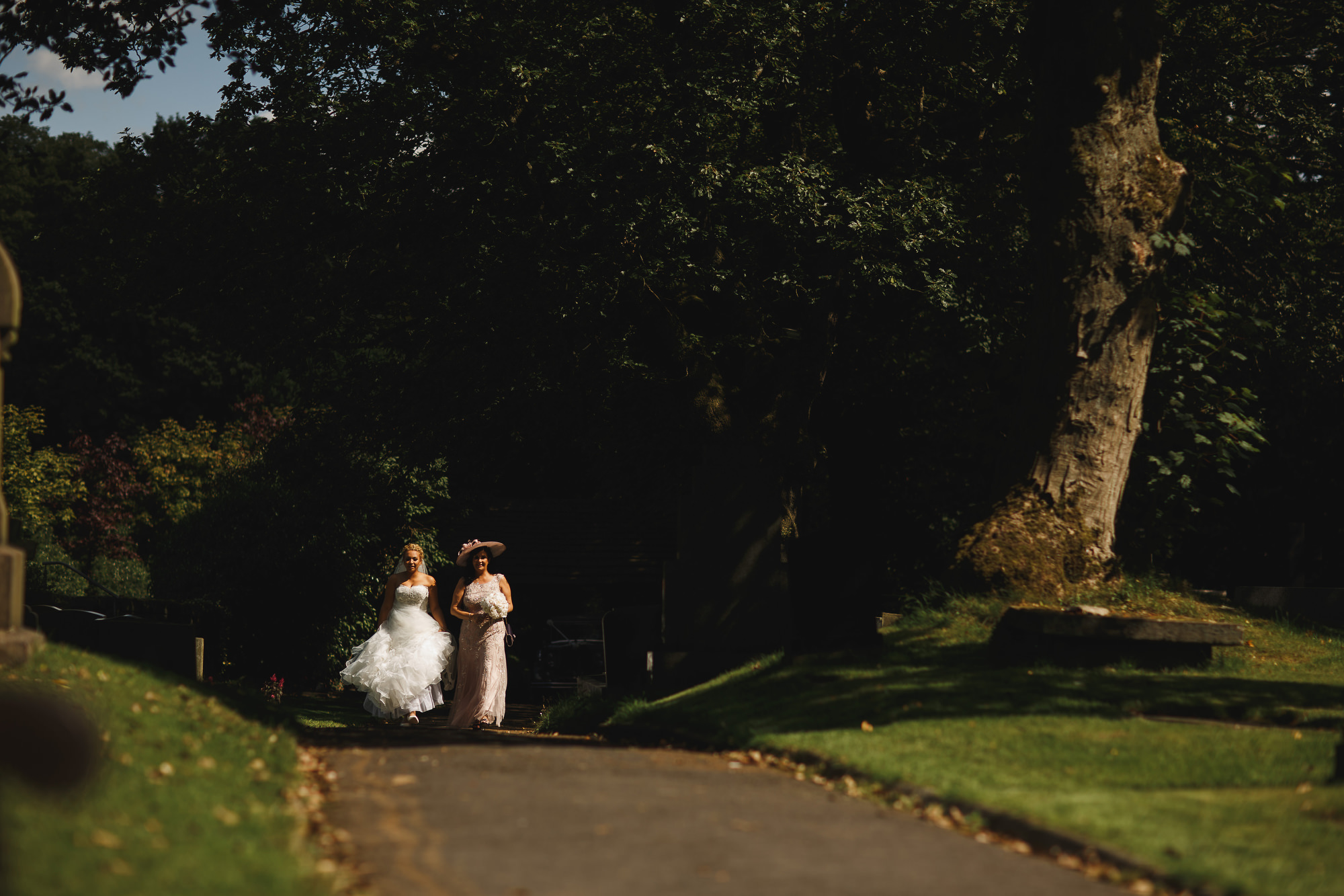 Rivington Hall Barn Wedding Photography by ARJ Photography