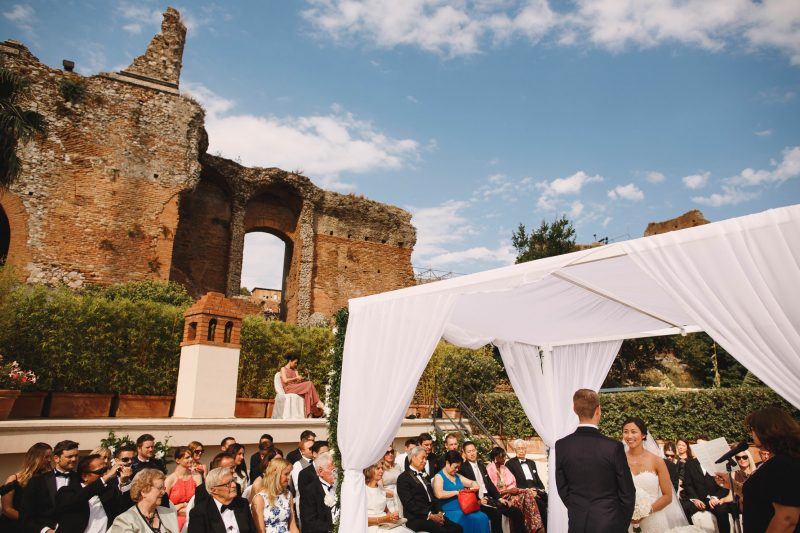 Taormina Wedding Photographer Sicily