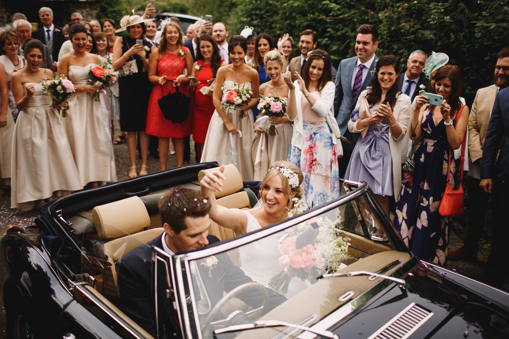 Wales wedding photography UK - Llangoed Hall