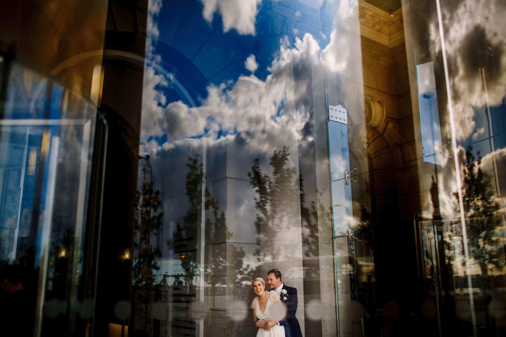 Unique wedding photography UK