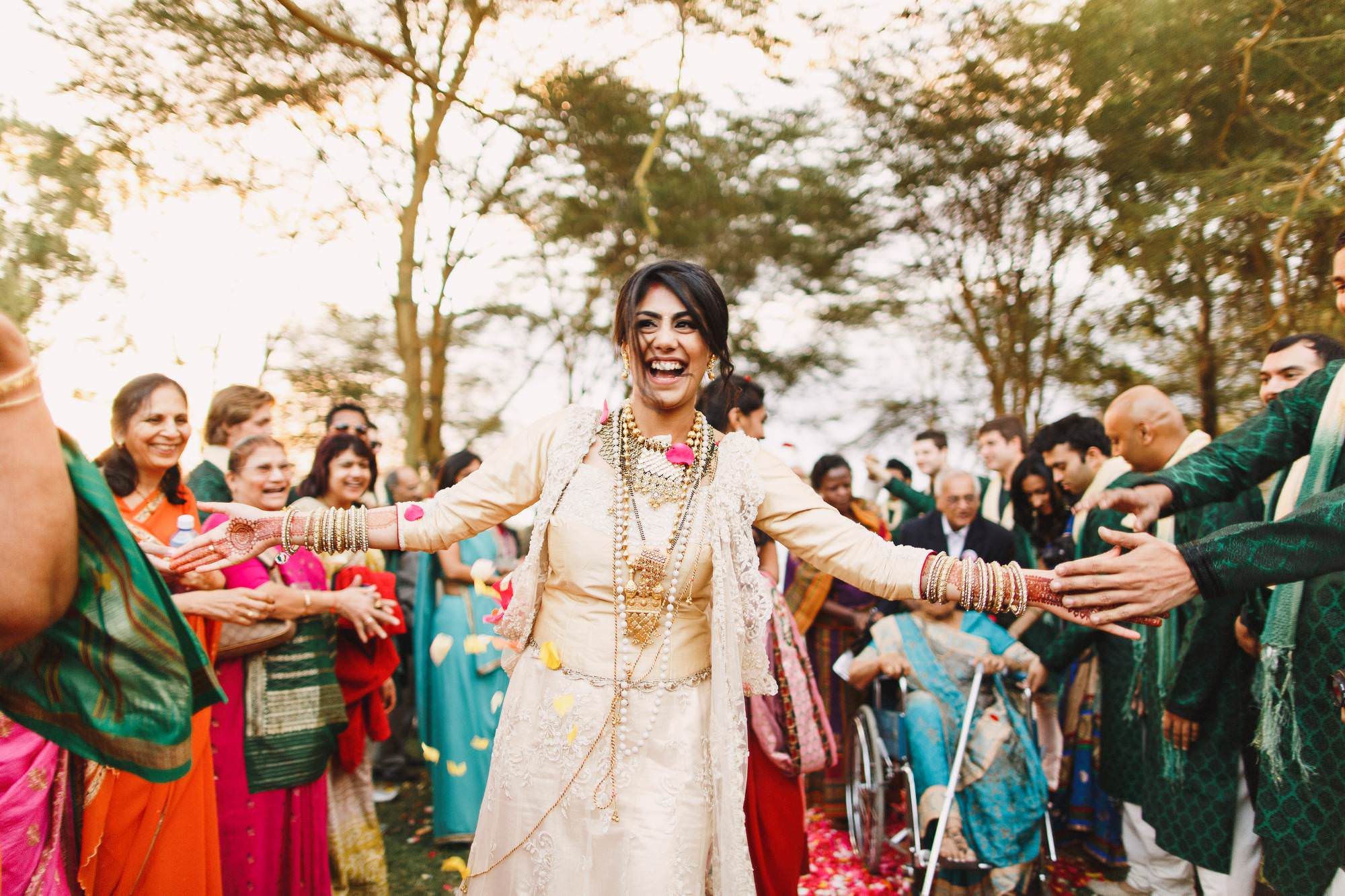 Kenya destination wedding