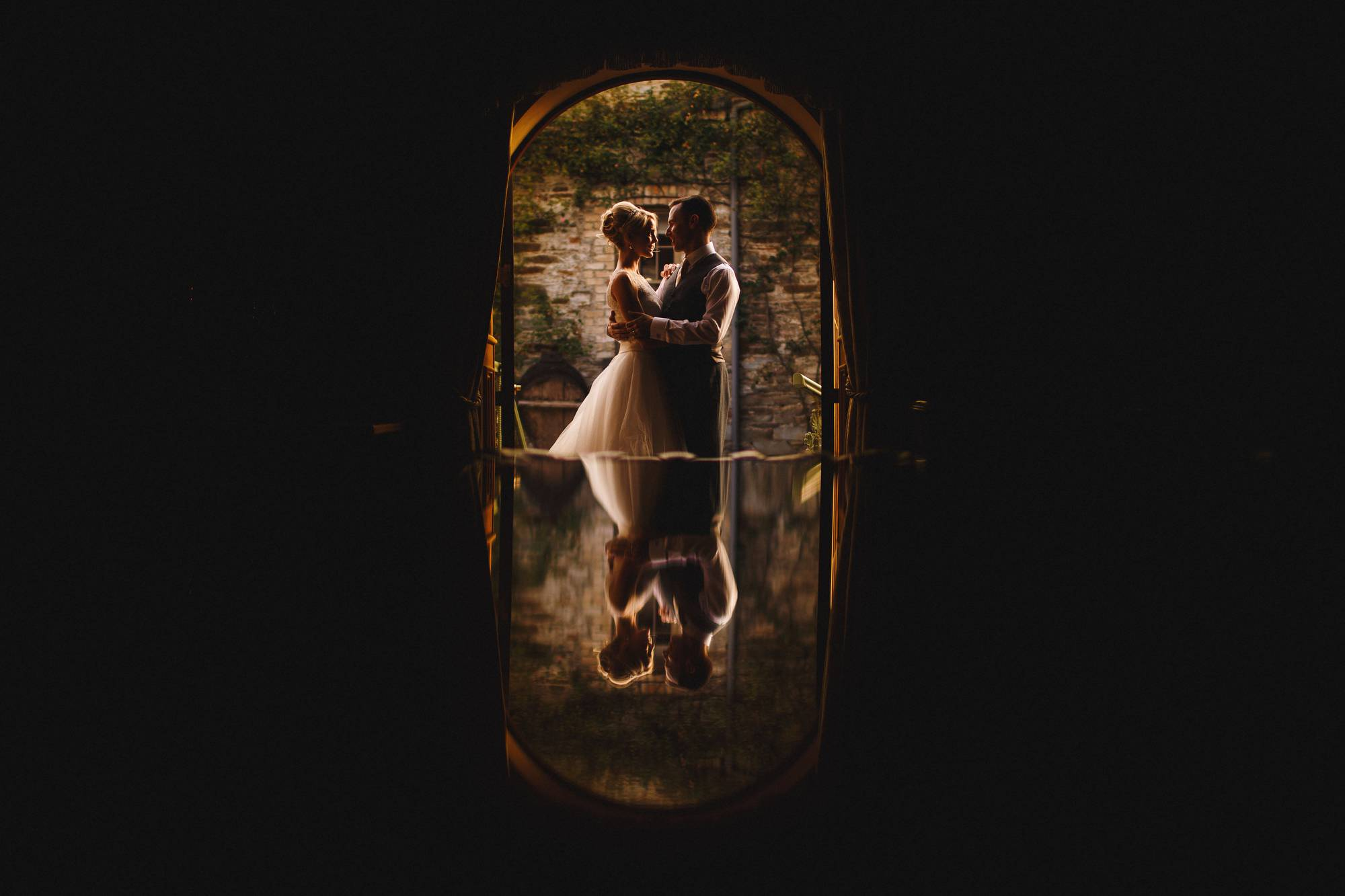 Ireland wedding photography - Village at Lyons