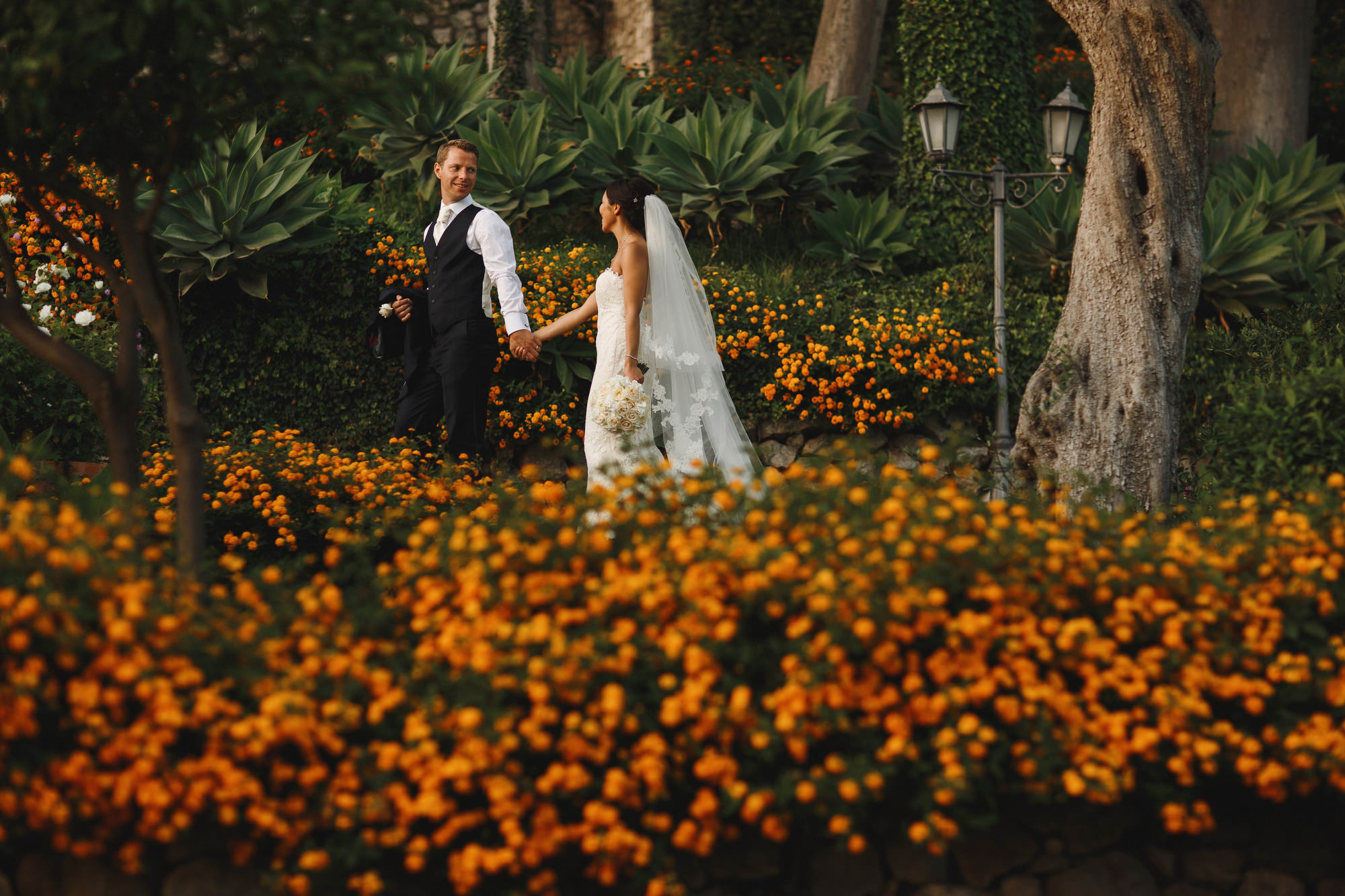 Taormina destination wedding