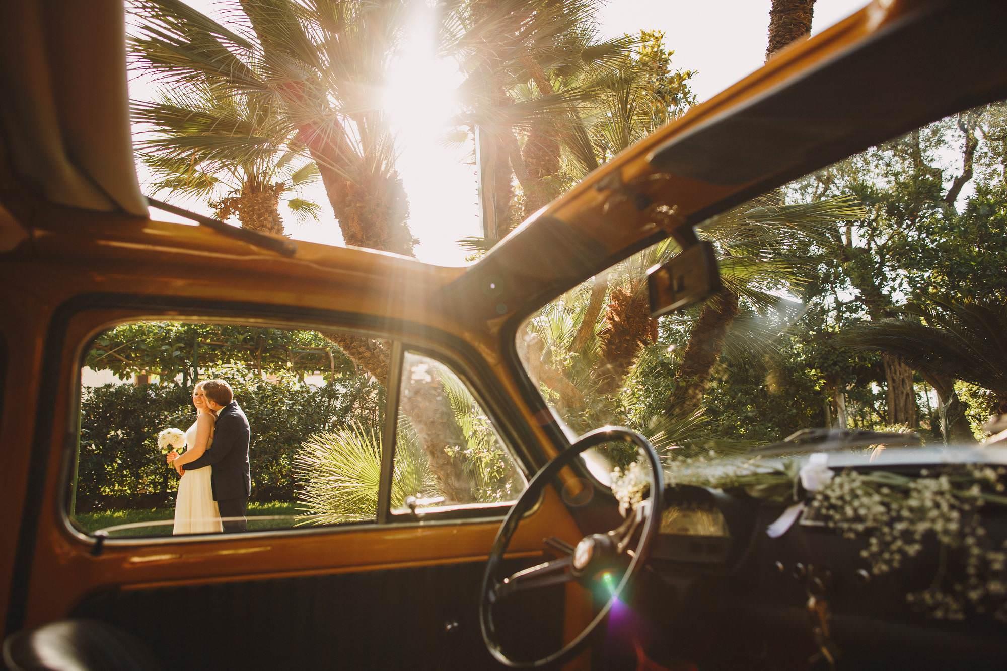 Destination wedding photography Italy - Hotel Vittoria Sorrento