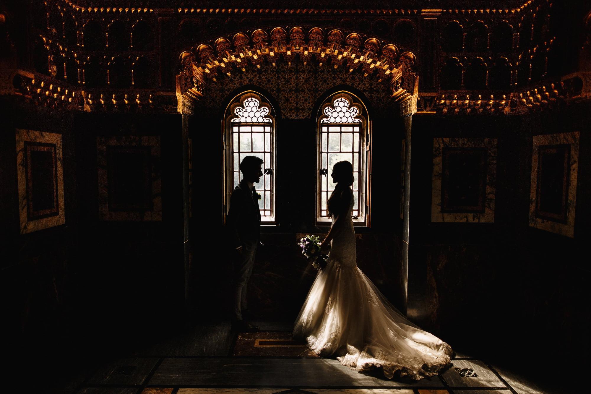 Cardiff wedding photography UK - Cardiff Castle