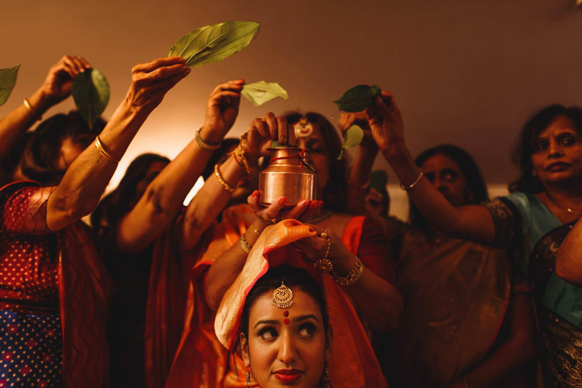 Vidhi ceremony Indian wedding photography