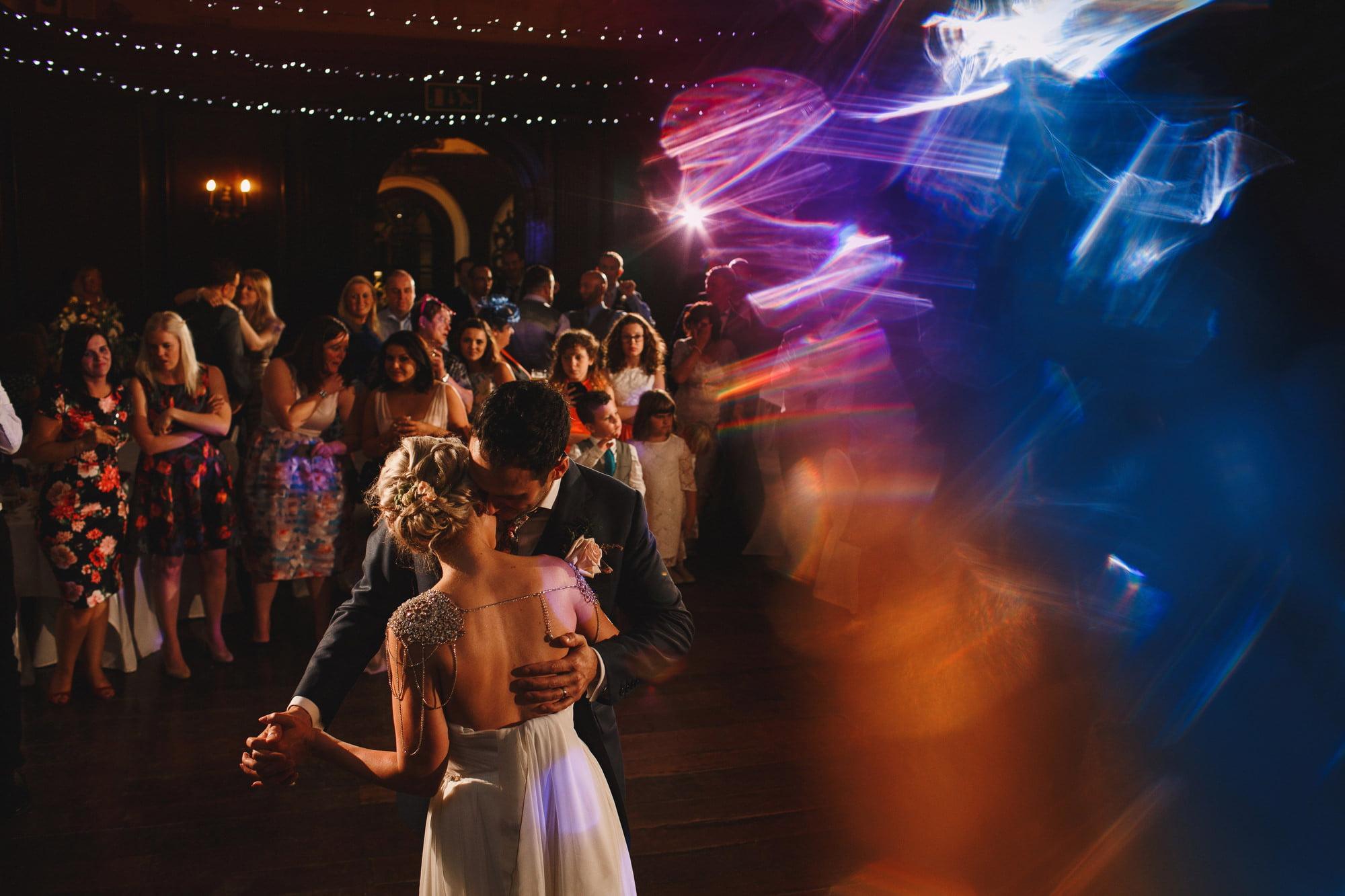 Amazing wedding photography - Portmeirion Wales