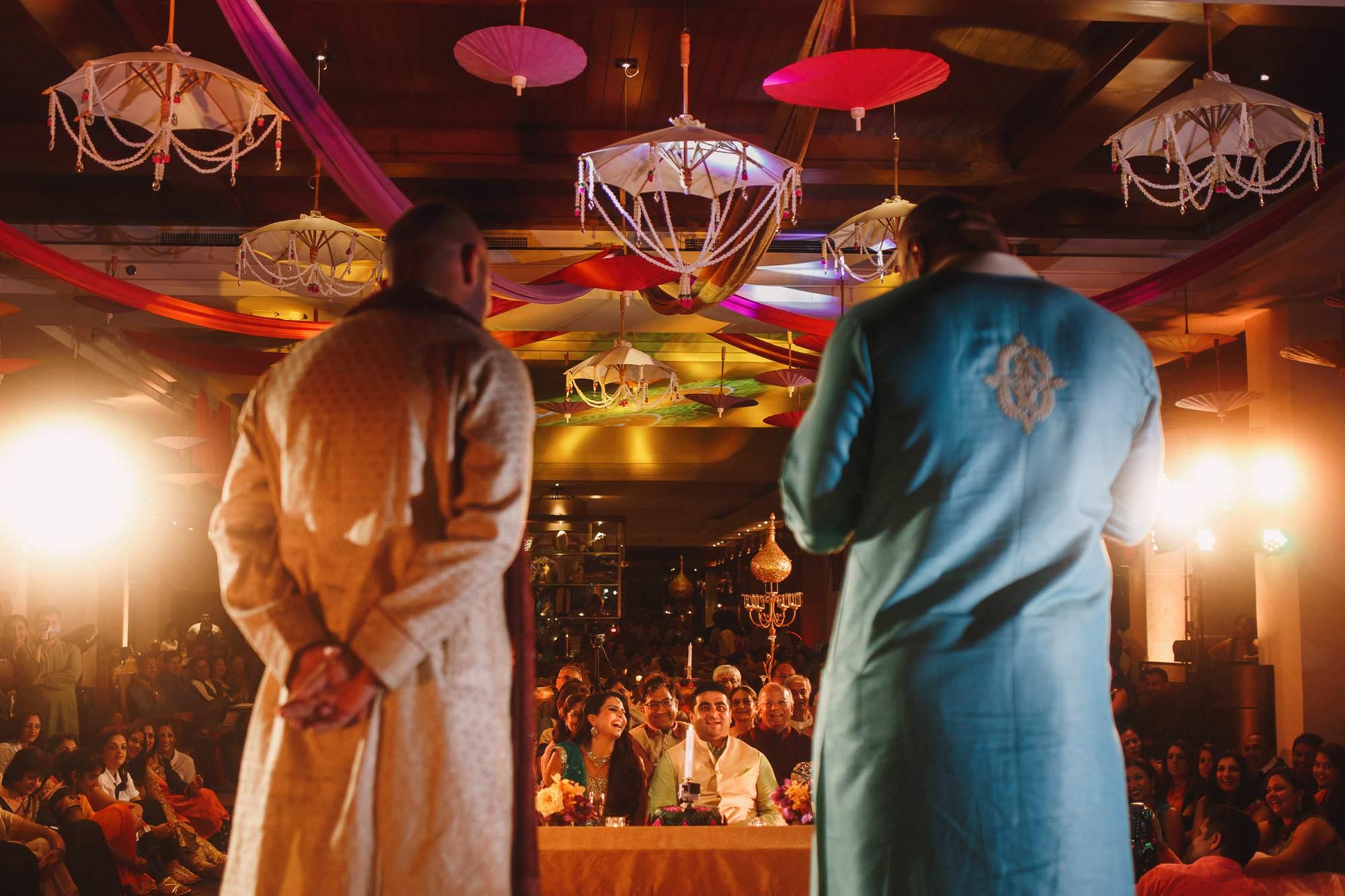 Sangeet photography - Destination wedding Thailand