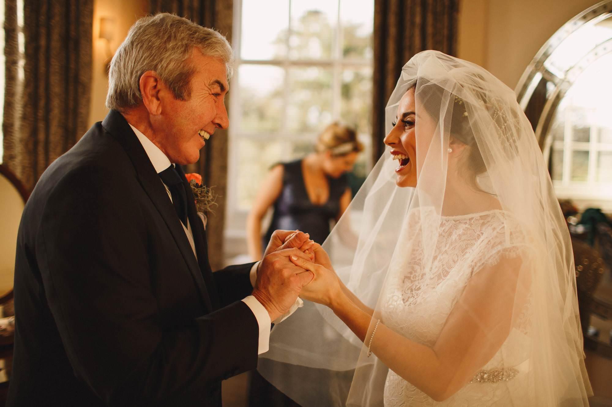 Family love wedding photography - Iscoyd Park Shropshire