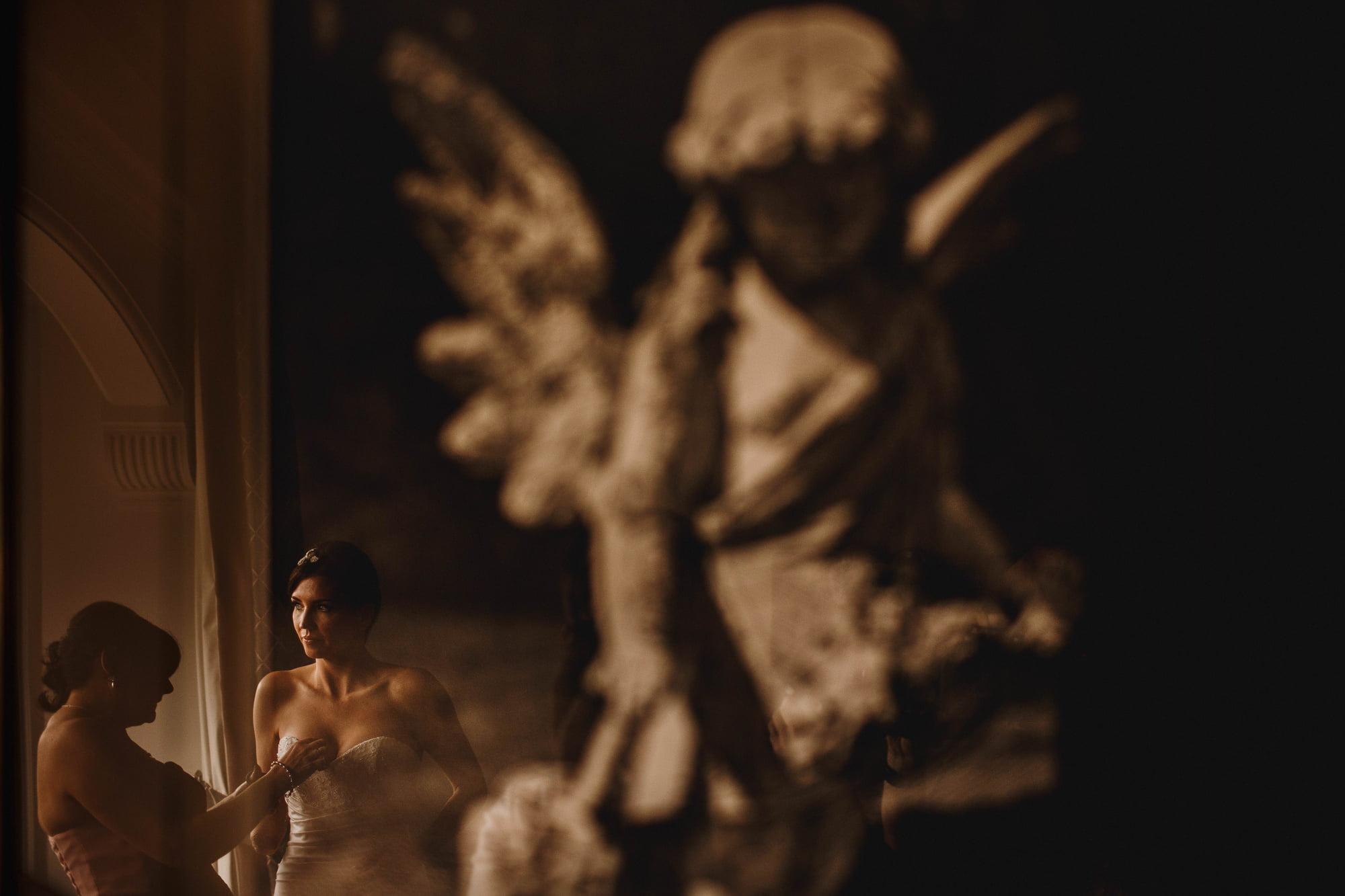 Cheshire wedding photography - Rookery Hall