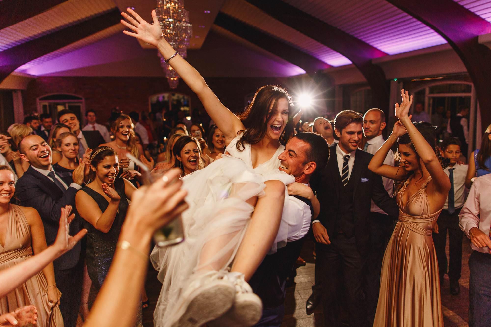 Cheshire wedding photography - Colshaw hall