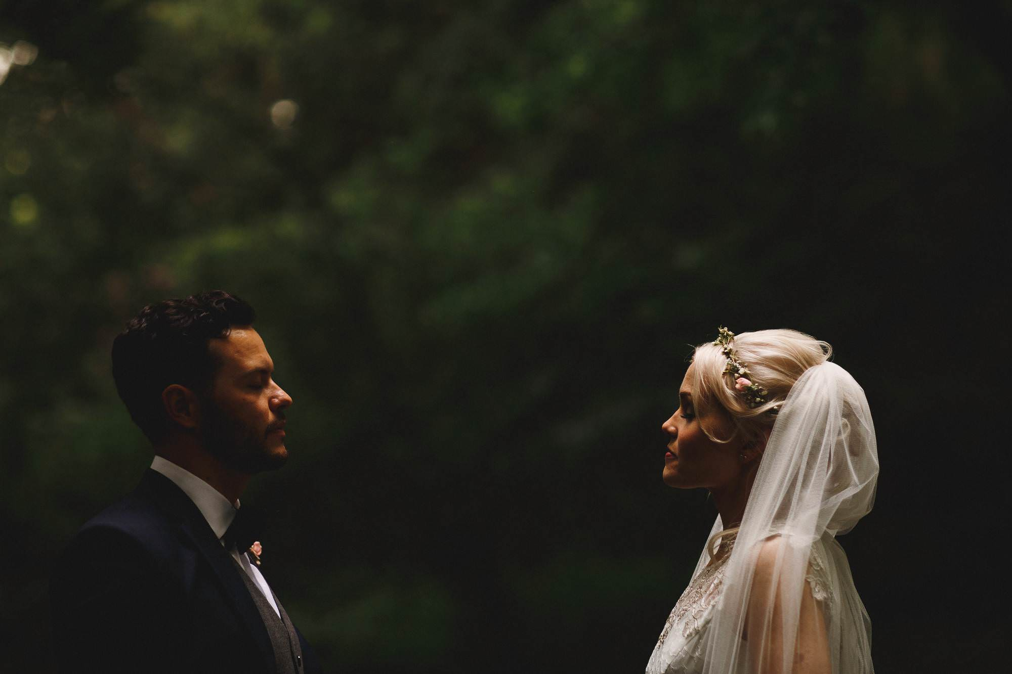 Unique wedding photography by ARJ Photography