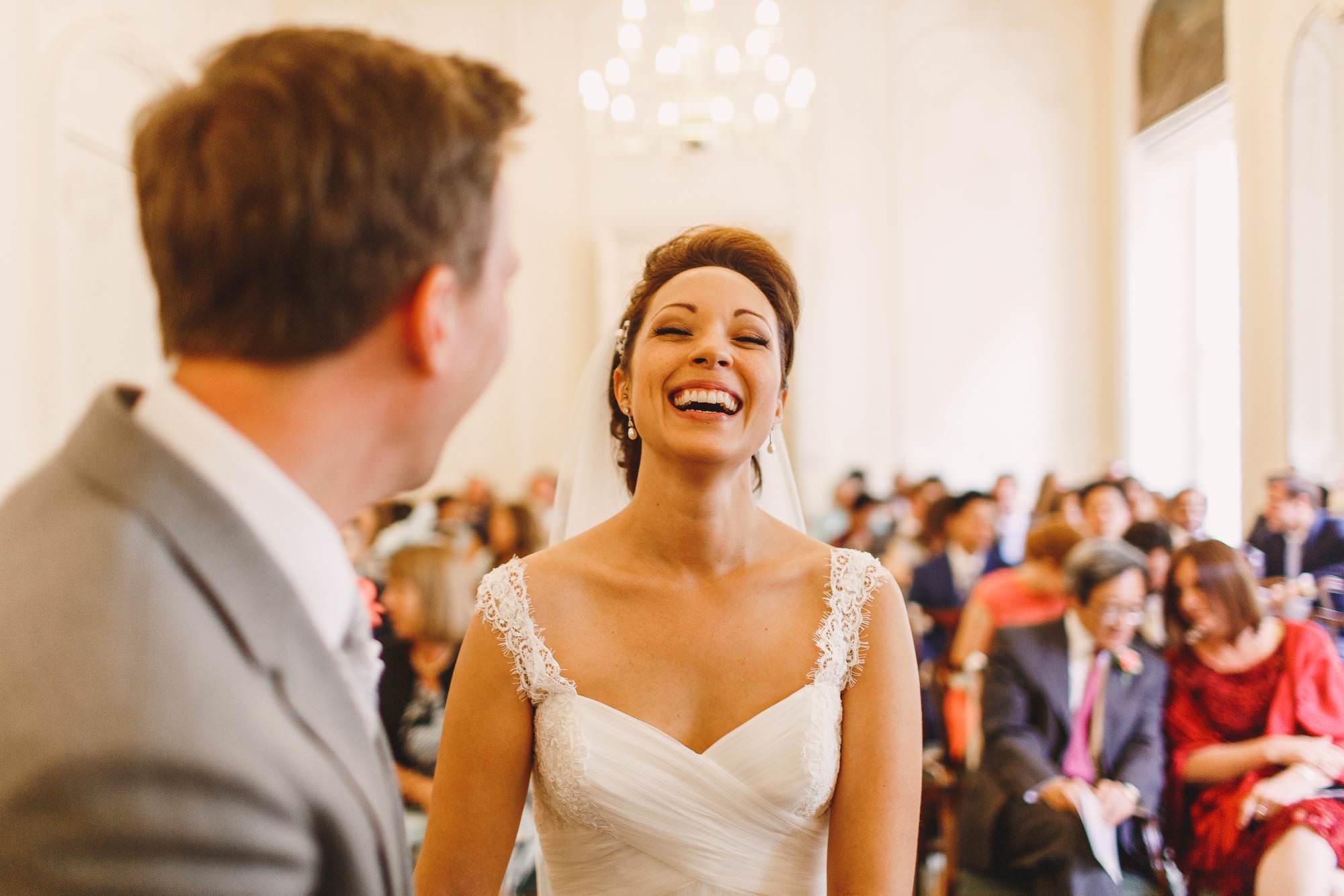London wedding photography - Carlton House Terrace