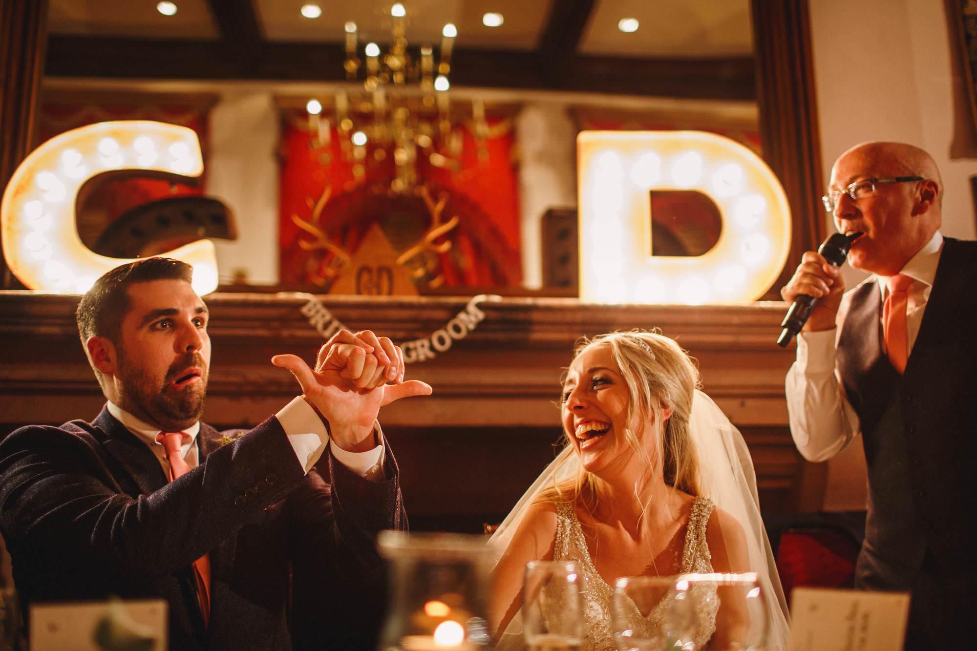 Peckforton Castle wedding photography - cheshire weddings
