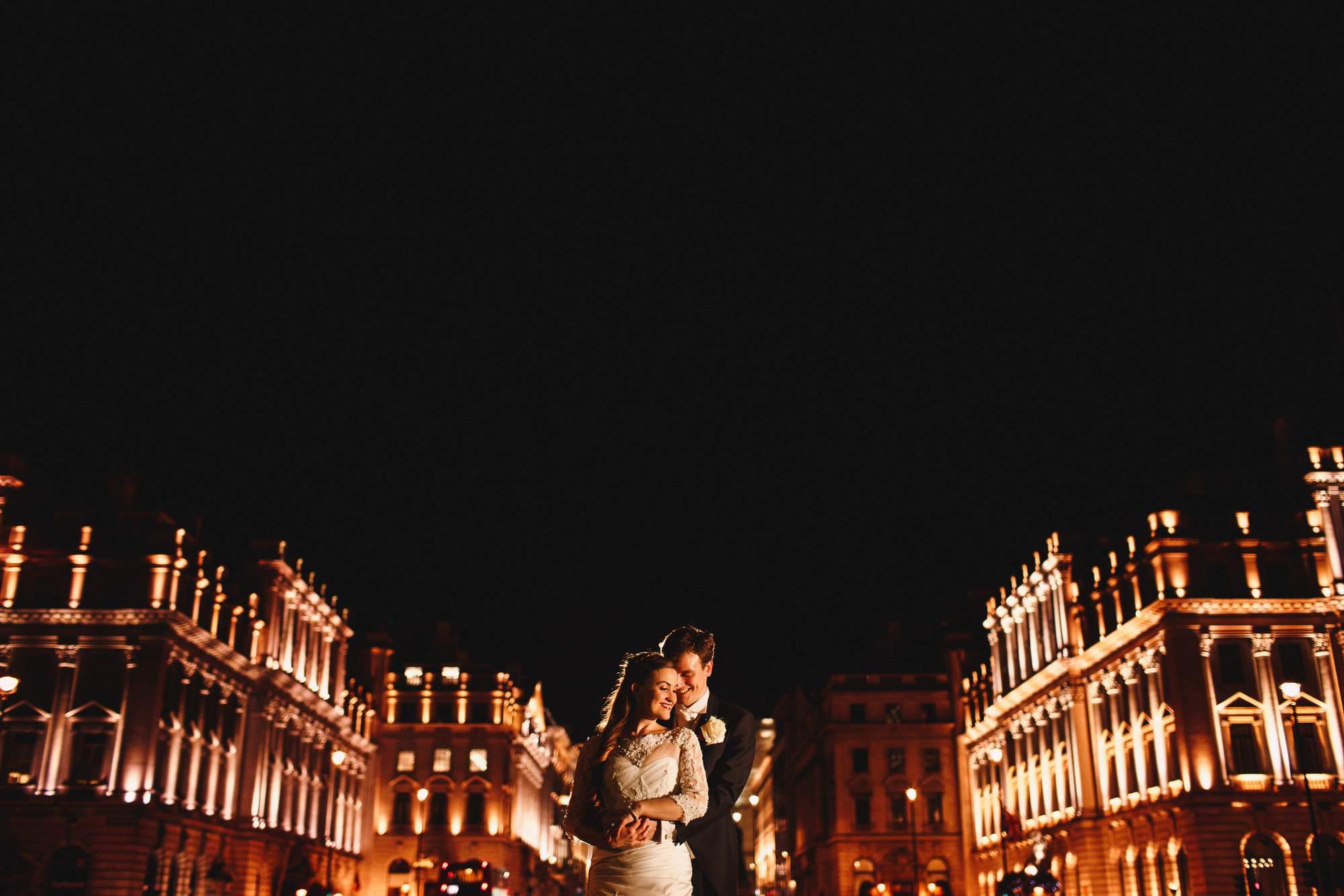 London wedding photography - Carlton House Terrace, Westminster