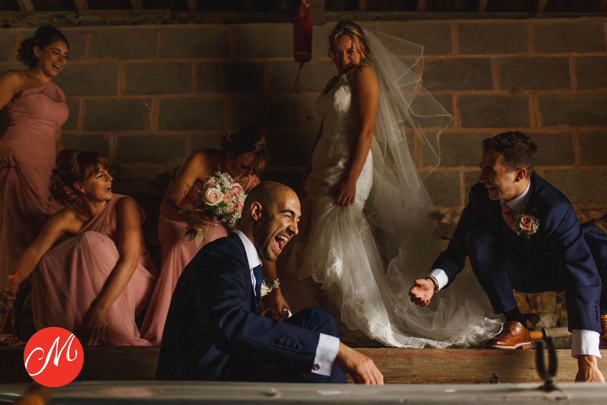 Award winning photographer - Masters of Wedding Photography