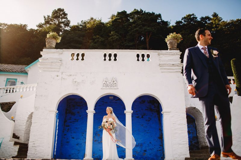 Portmeirion Wedding Photographer Wales