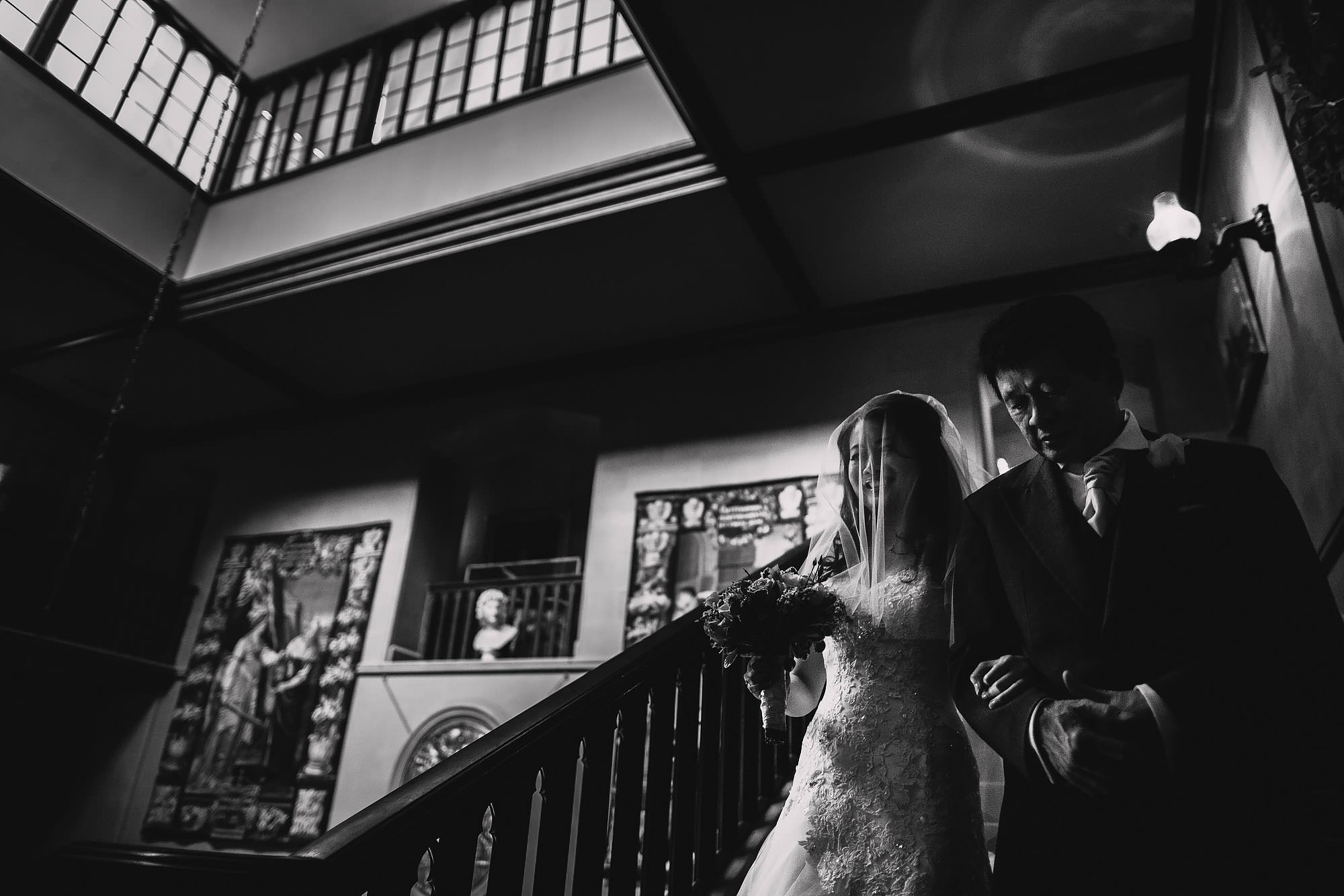 Eastnor castle wedding photography