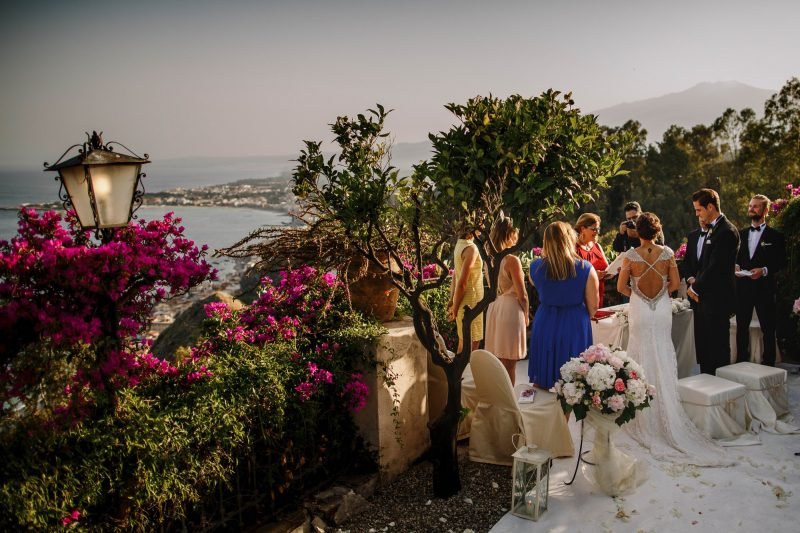 San Domenico Palace Wedding Photographer Taormina