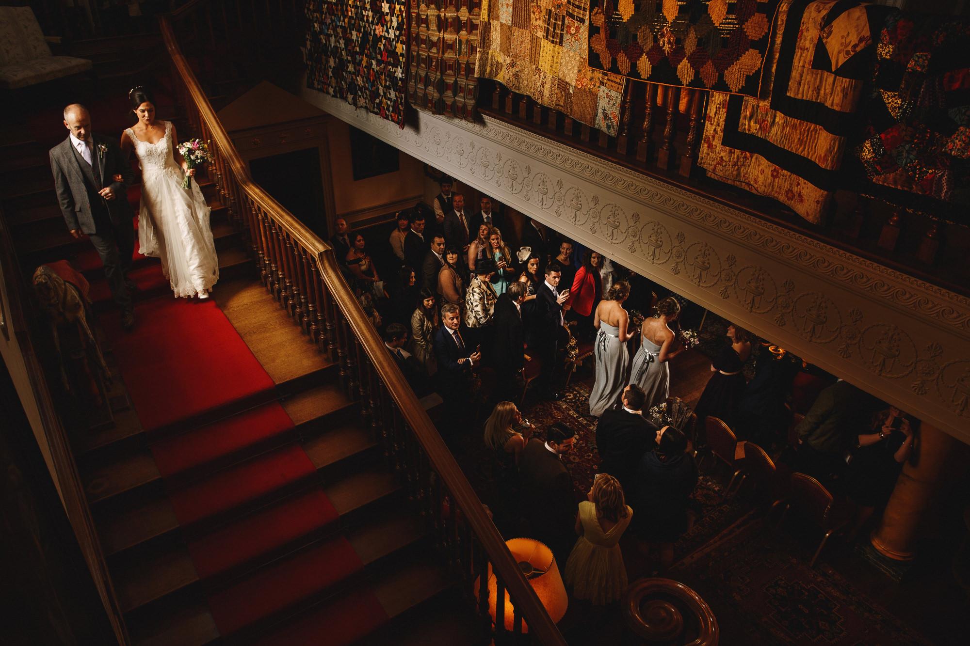 Walcot hall wedding photography shropshire 10