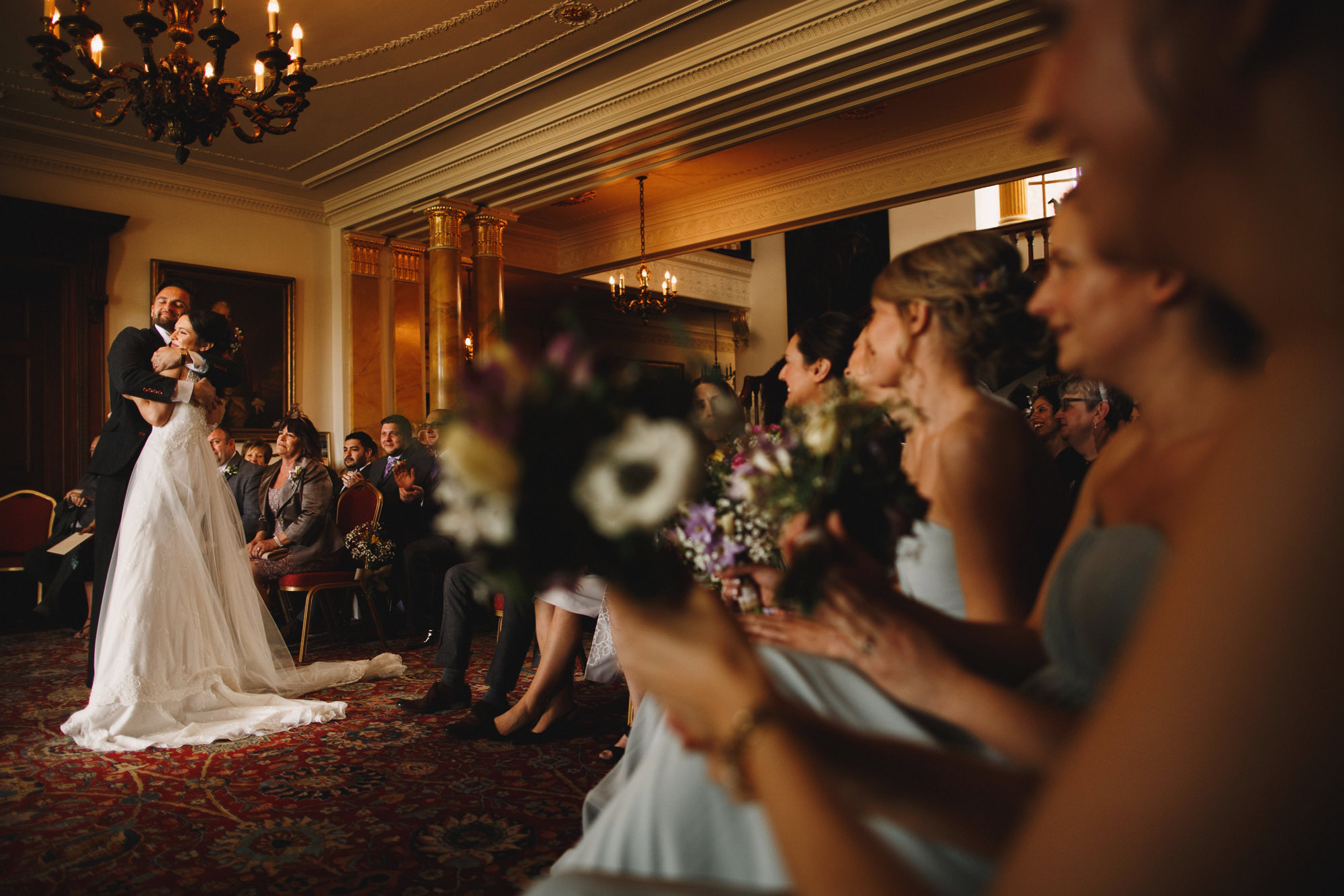 Walcot hall wedding photography shropshire 17