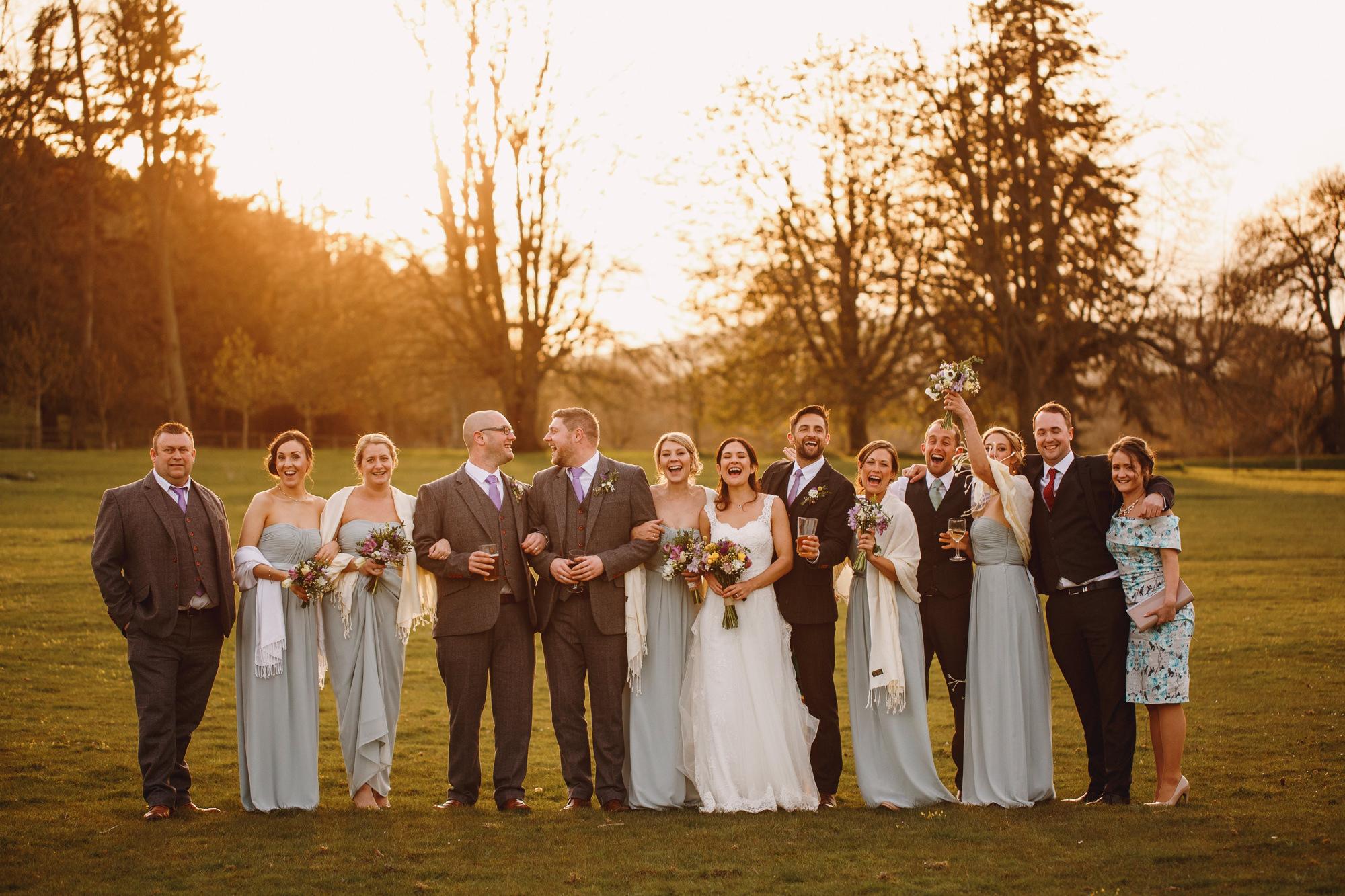 Walcot hall wedding photography shropshire 35