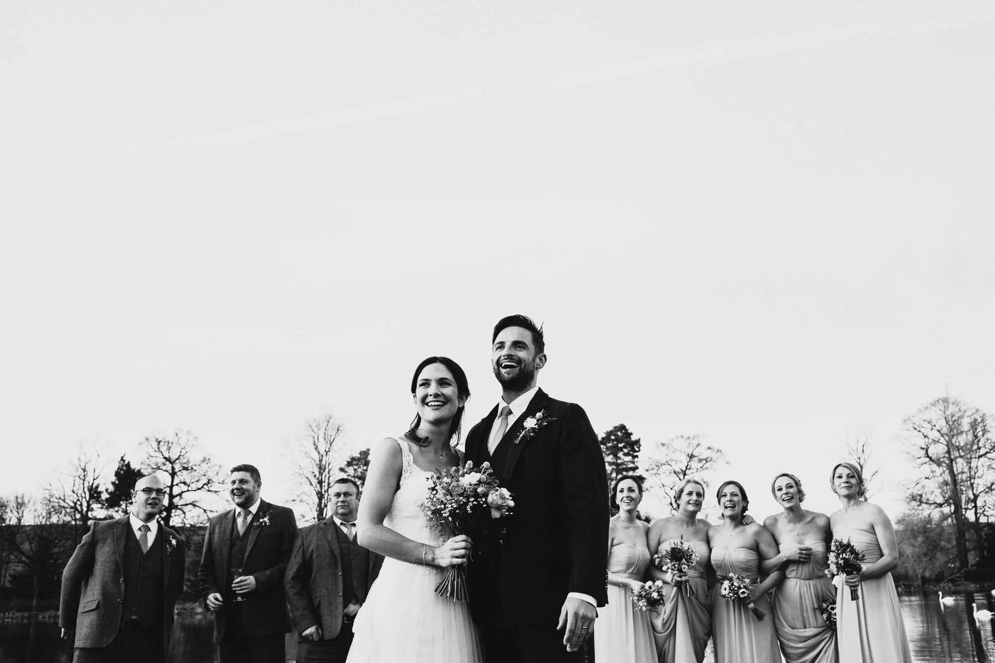 Walcot hall wedding photography shropshire 38