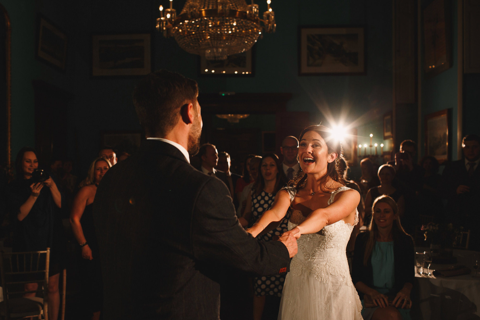 Walcot hall wedding photography shropshire 43
