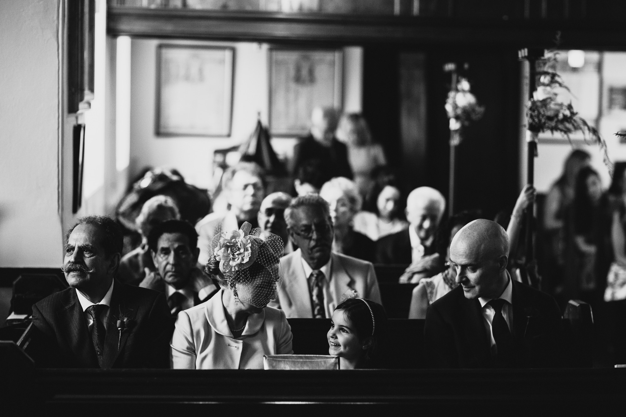 Iscoyd Park and St Mary's Whitewell Wedding Photography