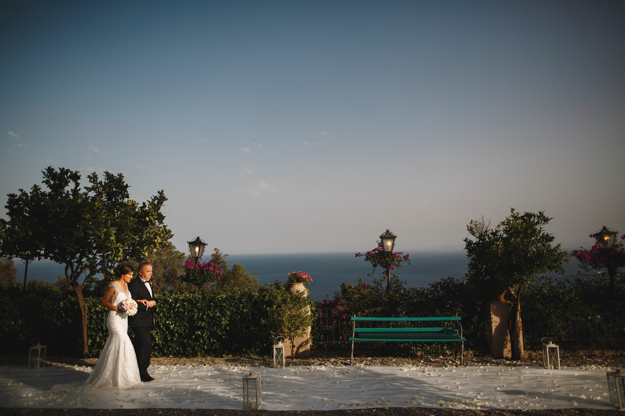 Taormina Wedding San Domenico Palace