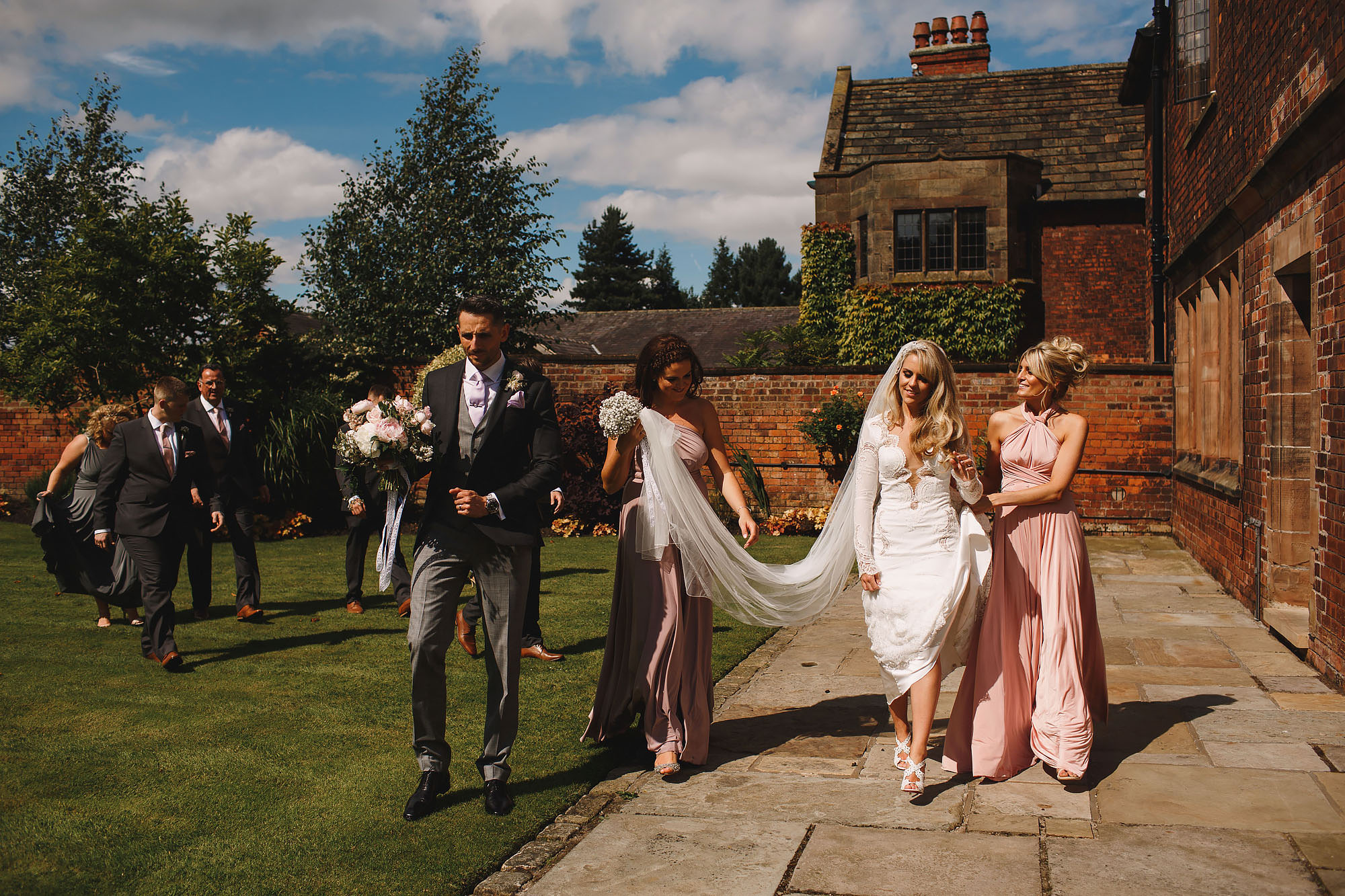 Wedding Photos Colshaw Hall Cheshire