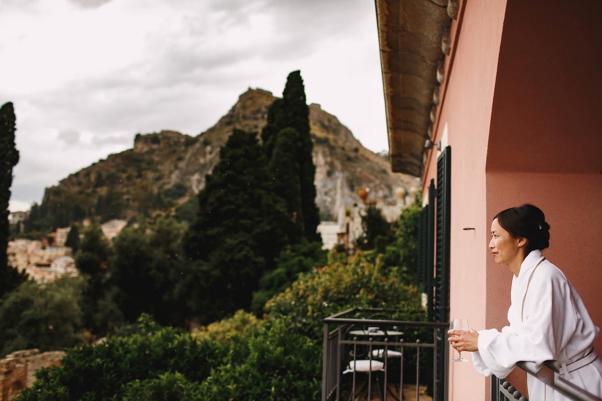 Belmond Grand Hotel Timeo Taormina Wedding Sicily