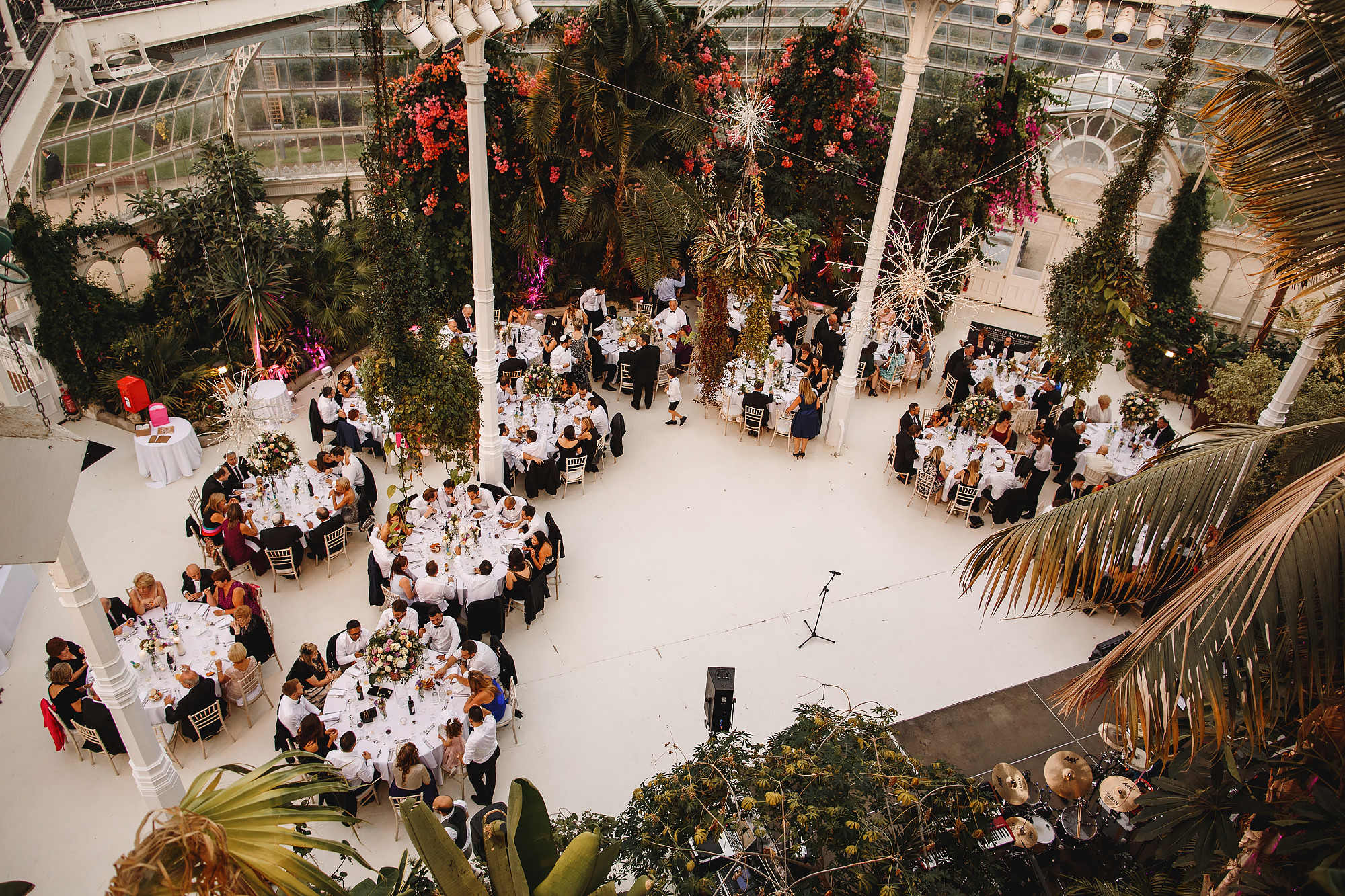 Jewish Wedding Liverpool Sefton Palm House