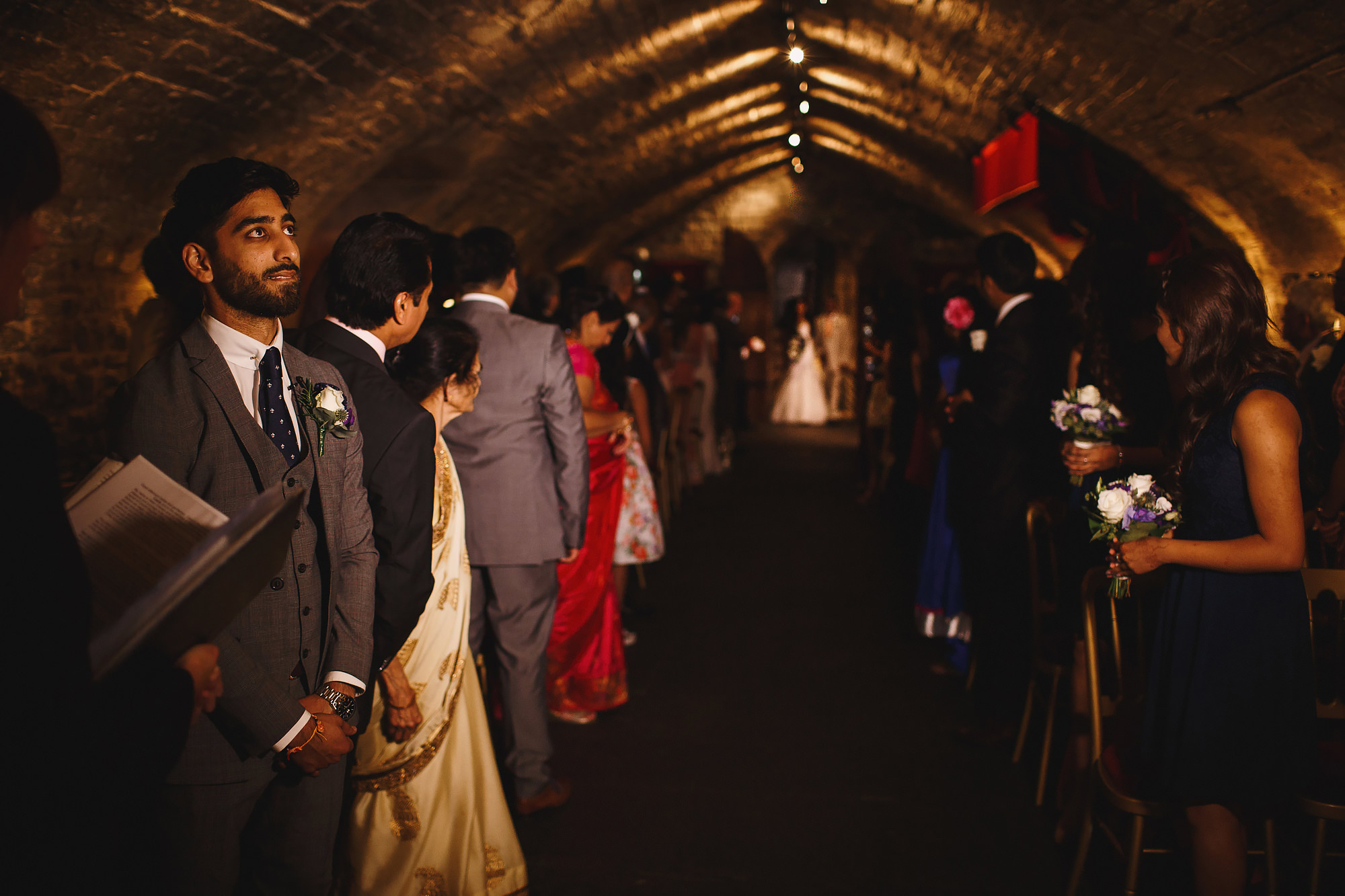 Cardiff Castle Wedding Photography