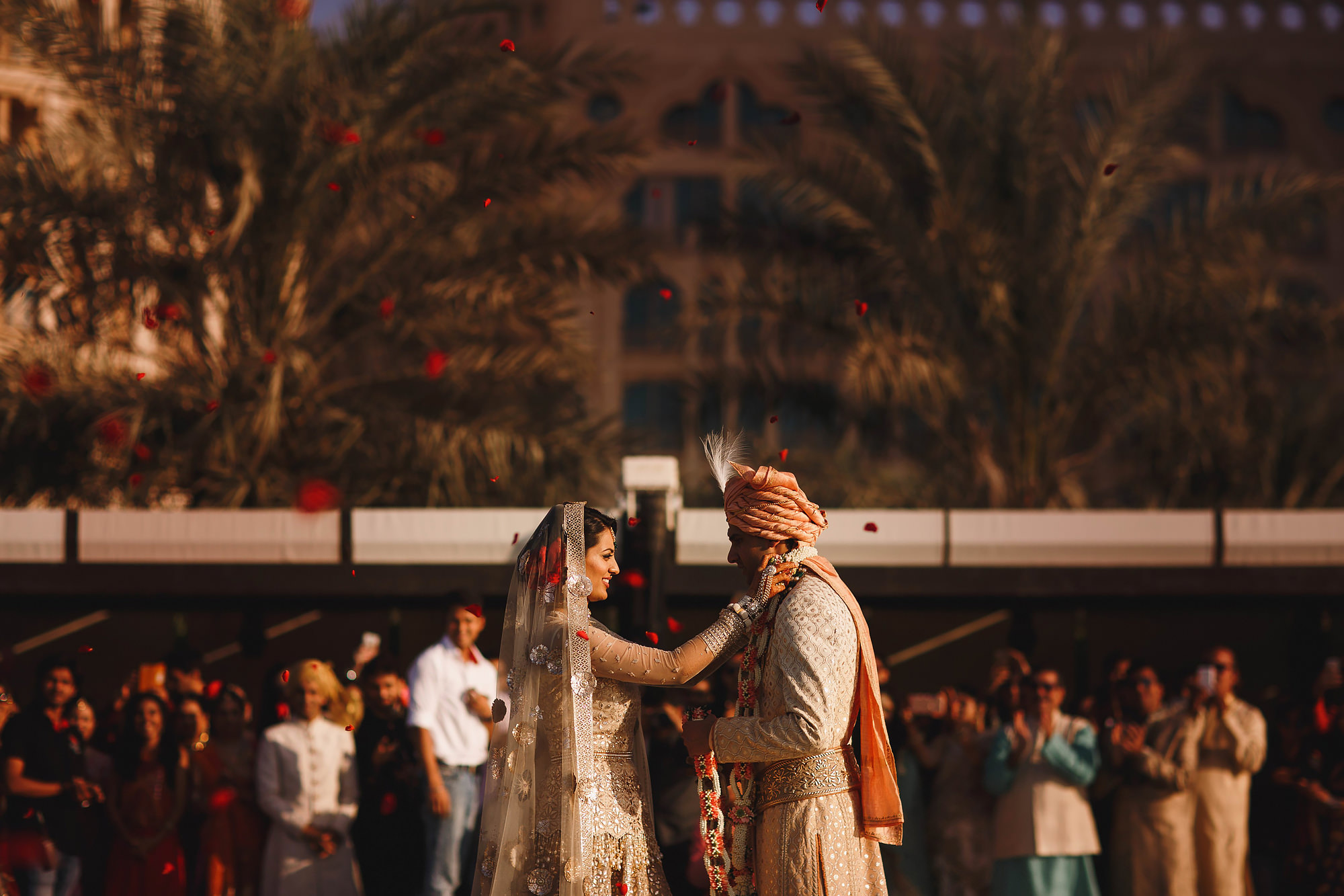 Waldorf Astoria Ras Al Khaimah wedding Dubai