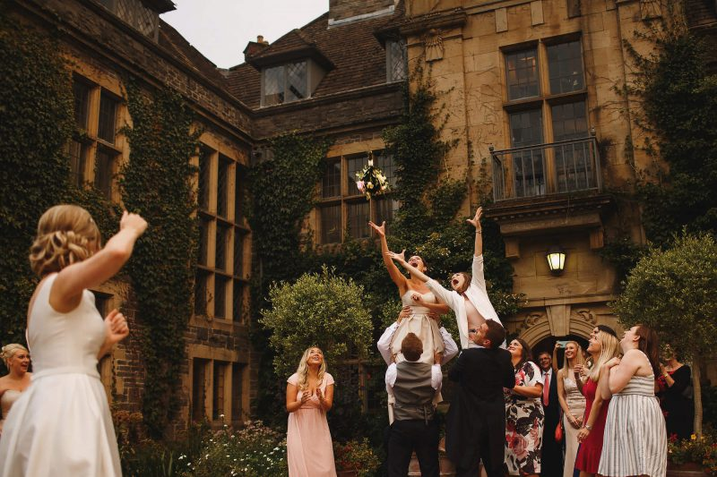 Llangoed Hall Wedding Photographer Wales