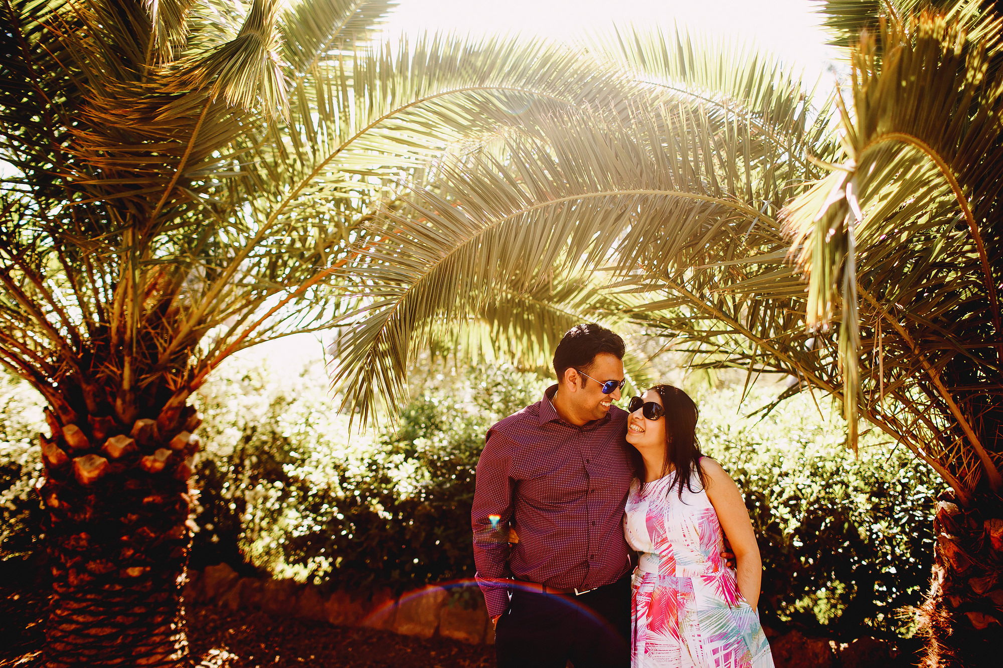 Pre-wedding Photography Barcelona Engagement Shoot