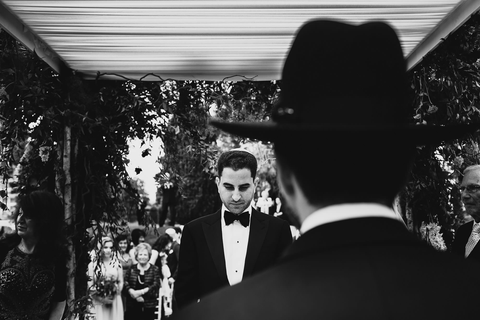 The Grove Wedding Photography, Jewish Wedding London