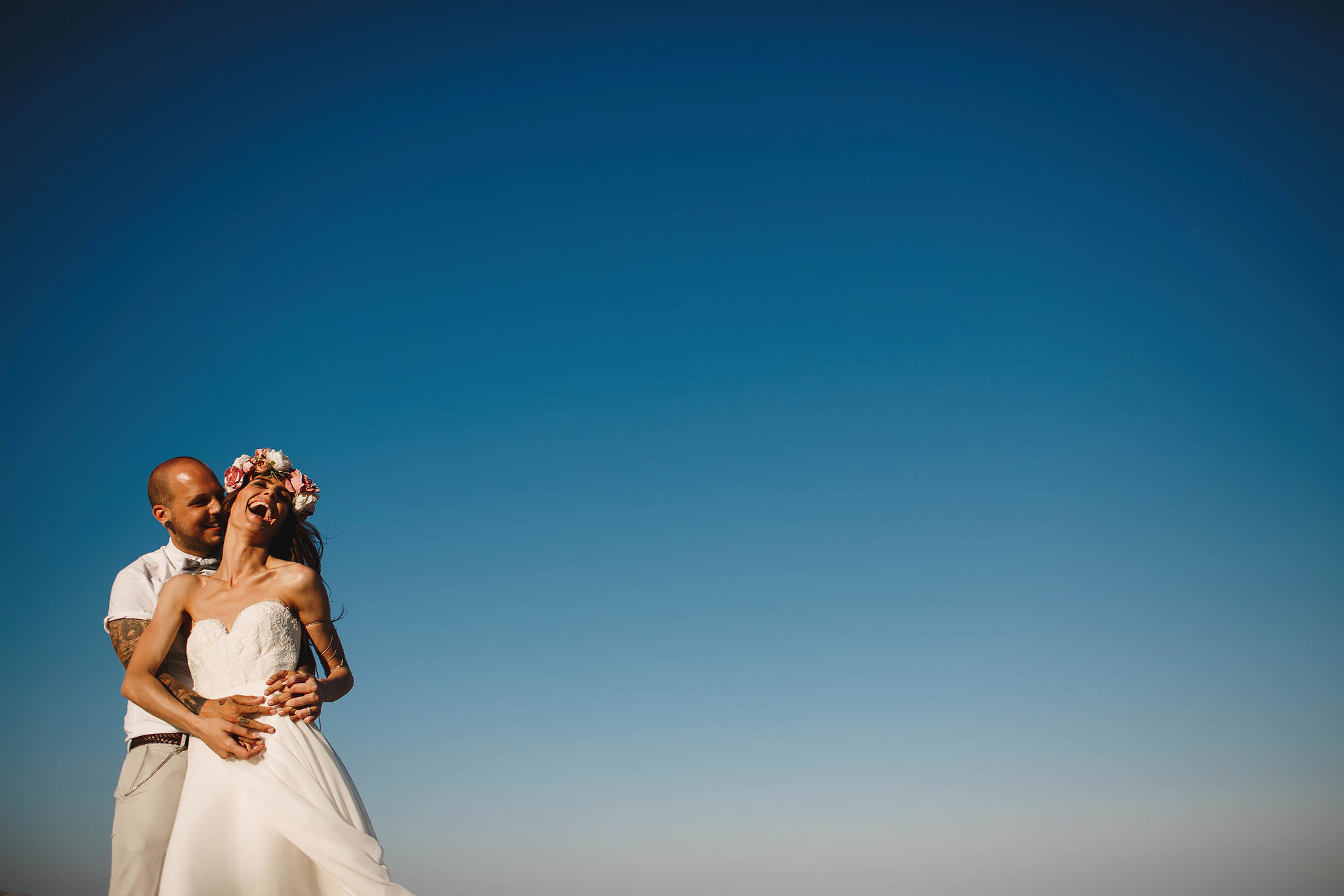 Rhodes Lindos Wedding Photography Greece - Beach Wedding by ARJ Photography