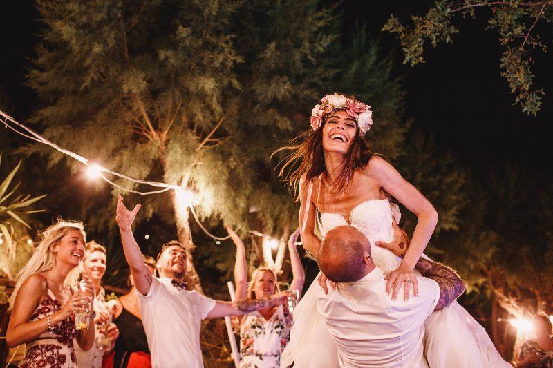 Rhodes Lindos Wedding Photography Greece - Beach Wedding by ARJ Photography
