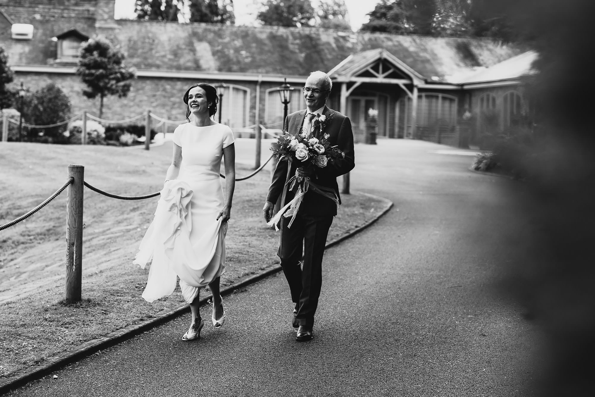 Cheshire Wedding at Colshaw Hall