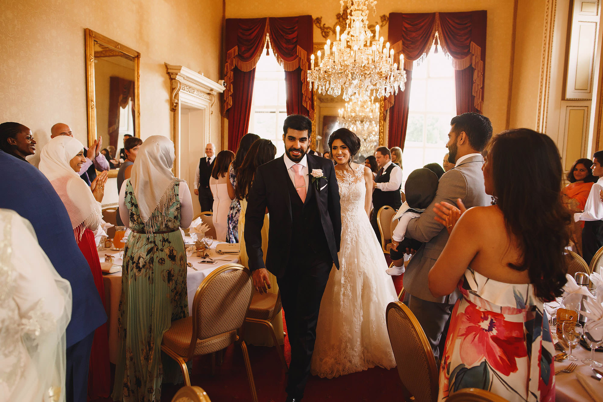 Moor Park Mansion Wedding Photography Hertfordshire