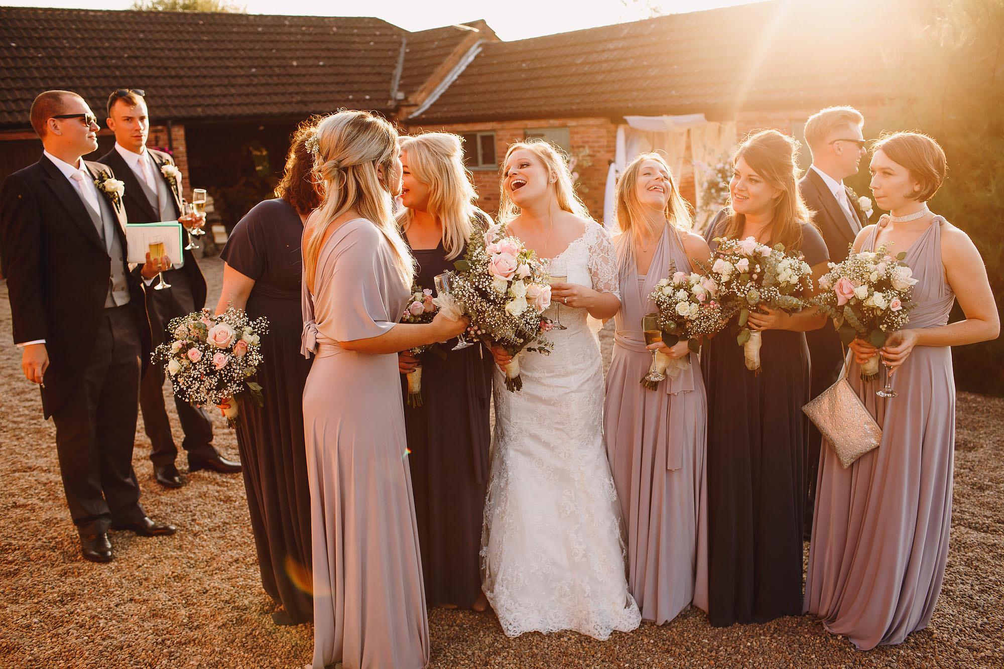 Nottinghamshire Marquee Wedding Photography