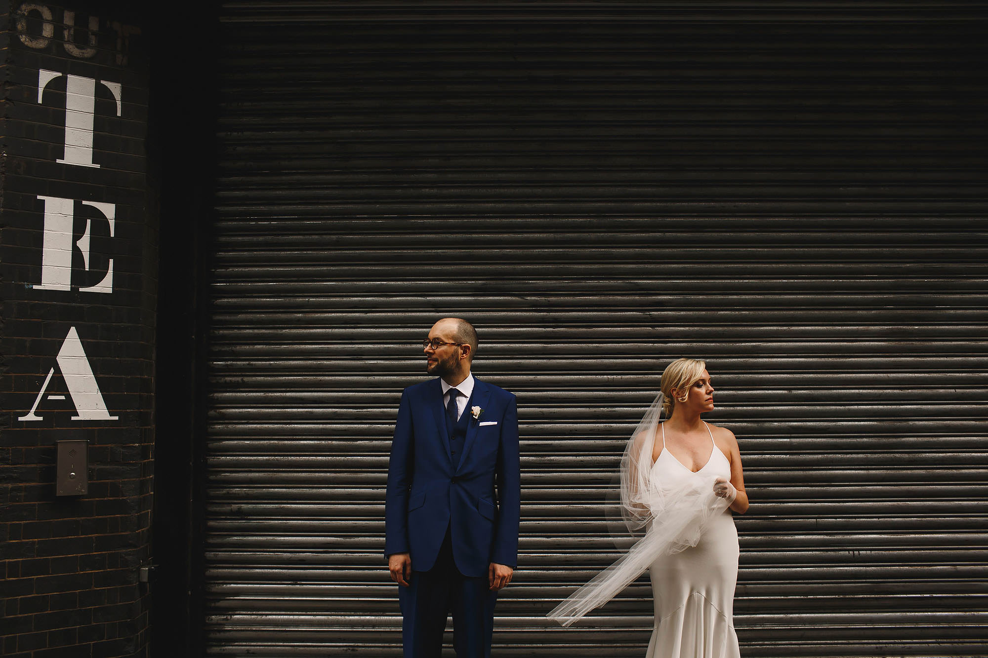 Shoreditch London Wedding Ace Hotel