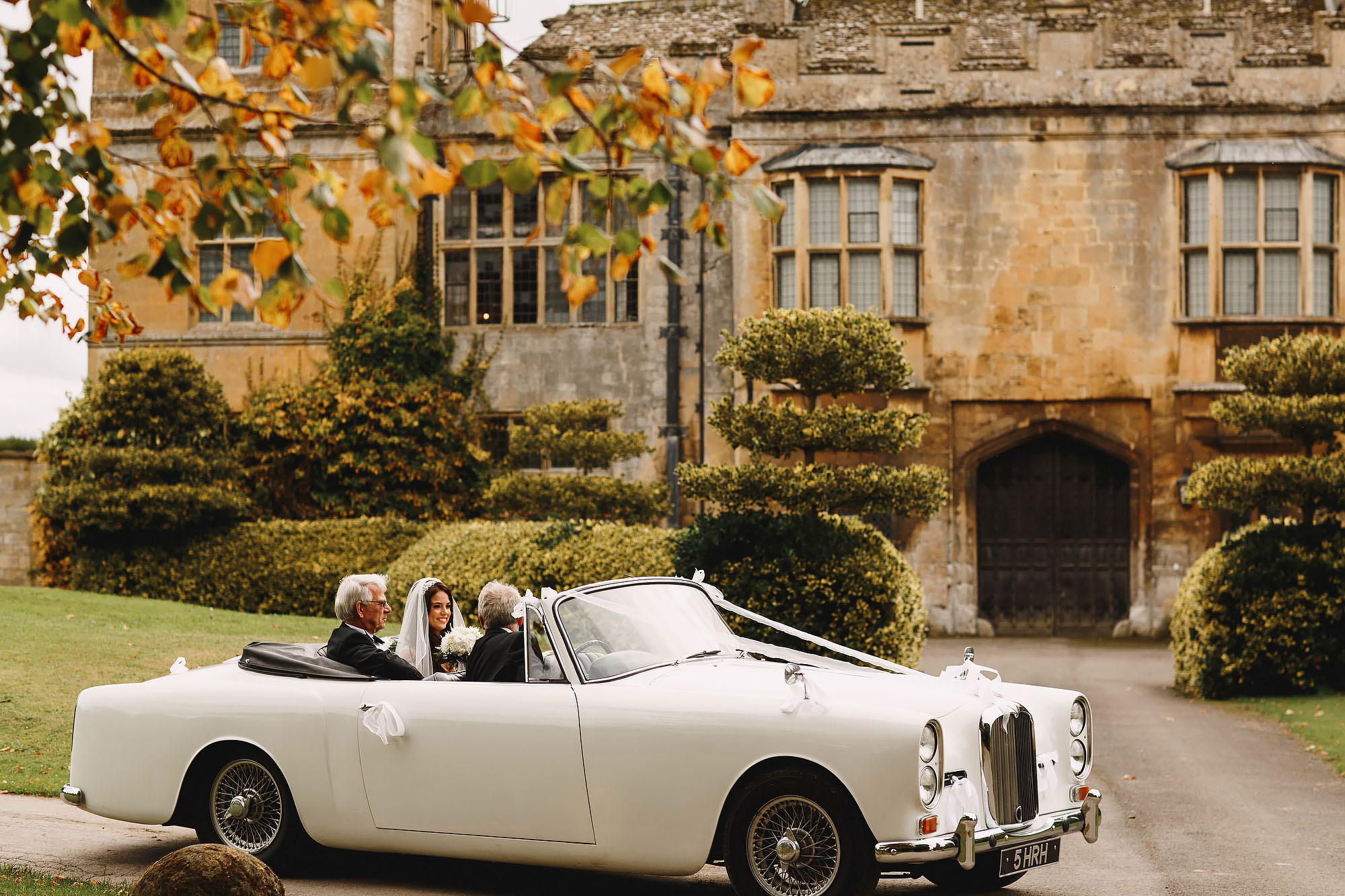 Sudeley castle wedding photography