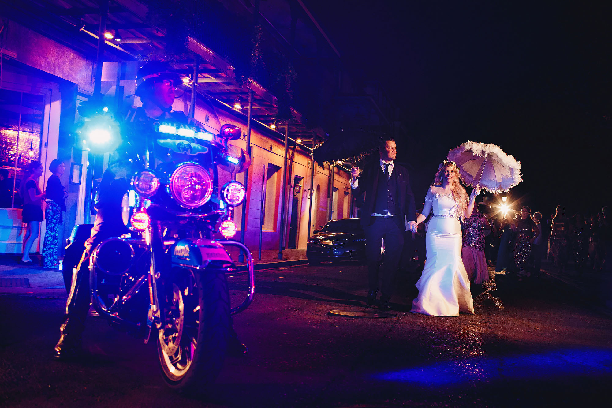 Second Line Photography - New Orleans Wedding Photography - Broussards Restaurant