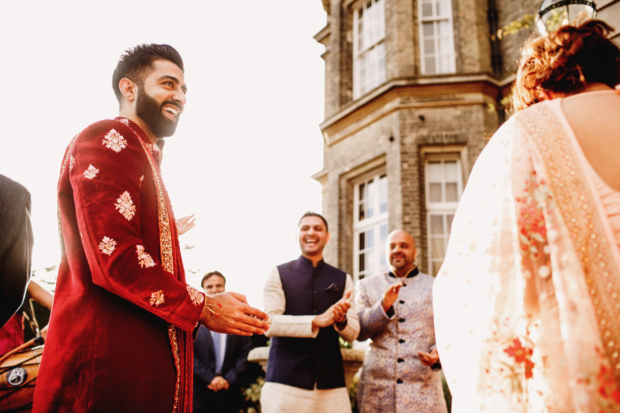 Indian Wedding Photography Hedsor House