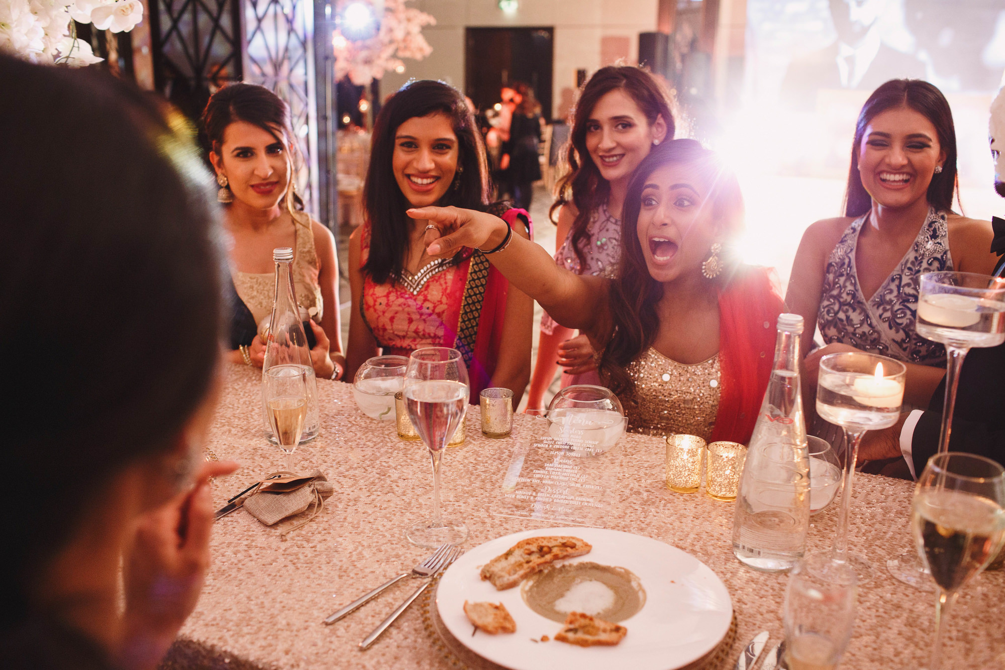 Indian Weddings London - Hilton Gatwick